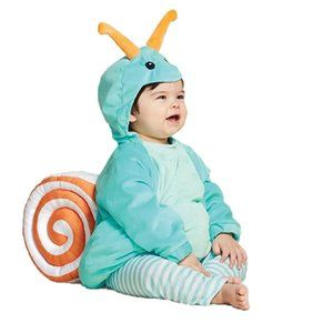 NEW Hyde and EEK! Baby Snail Halloween Costume